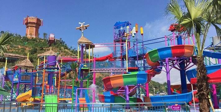 梅州-金盘水上乐园